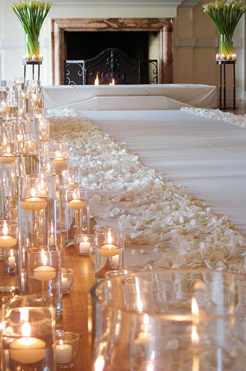 wedding ceremony aisle decor diy aisle runner inspiration the crafty esquire 8944