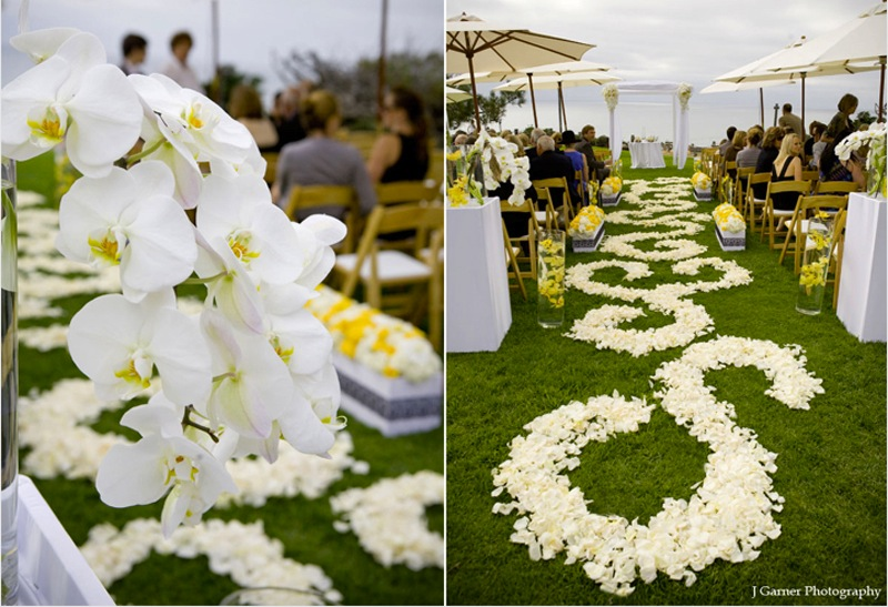 DIY Aisle Runner Inspiration